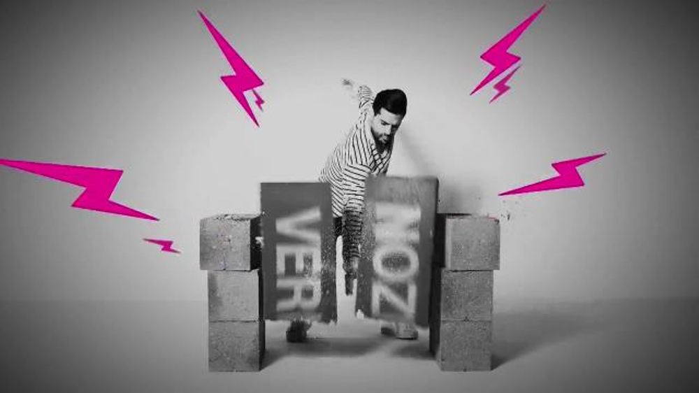 T-Mobile TV Spot, 'Never Settle for Verizon' Song by The Interrupters thumbnail