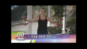 SpinX TV Spot, 'New Way to Get Fit' Featuring Forbes Riley