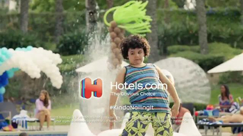 Hotels.com: The One With the Dancing Kid