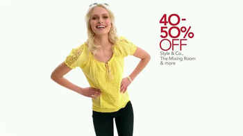 Macy's Great American Summer Sale TV Spot, 'Get Your Summer On' thumbnail