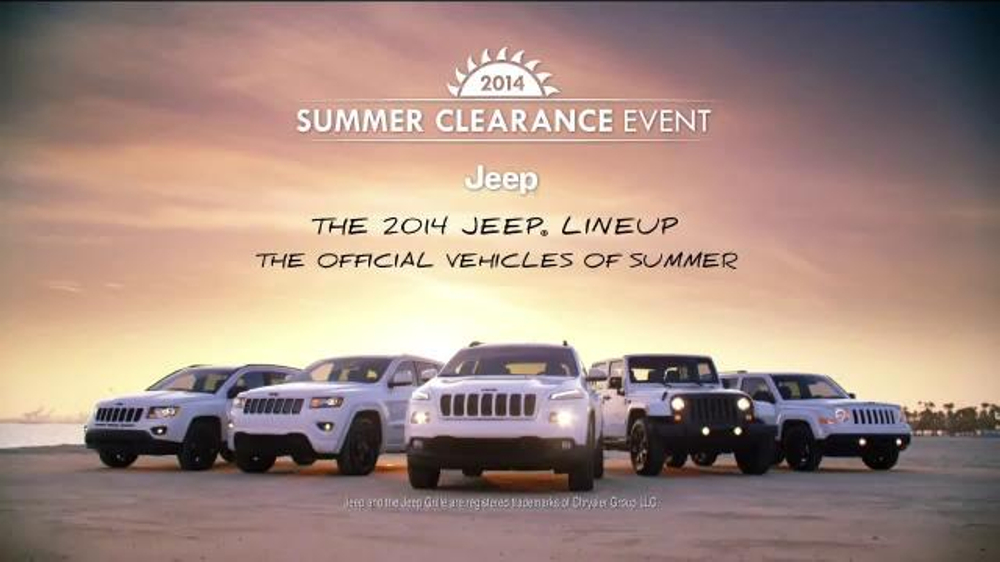 2014 jeep cherokee sport tv commercial 39 summer 39 song by michael. Cars Review. Best American Auto & Cars Review