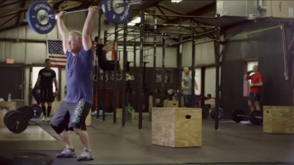 Rogue Fitness TV Spot, 'ExtraOrdinary'
