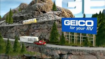 GEICO RV Insurance TV Spot, 'Small World'