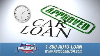 Auto Loan USA TV Spot, 'Network of Dealers & Lenders'