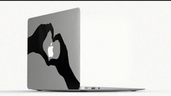 Apple MacBook Air TV Spot, 'Stickers' Song by Hudson Mohawke