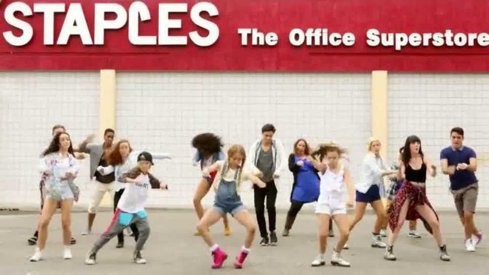 Staples TV Spot, 'Ladies' Song by King Jamez - Screenshot 4