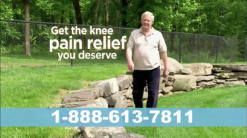 VertaLoc Dynamic Knee Brace TV Spot, 'Suffer from Knee Pain'