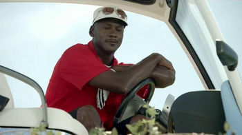 Hanes X-TEMP TV Spot, 'Golf Test' Featuring Michael Jordan