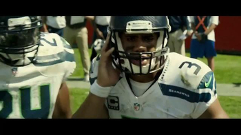 DURACELL: Powers the Seattle Seahawks NFL on the Line