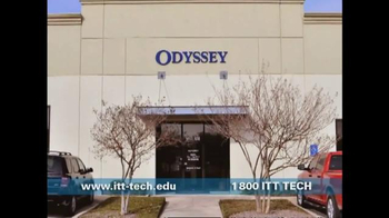 ITT Technical Institute TV Spot, 'Odyssey'