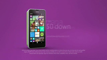 Microsoft Windows Phone TV Spot, 'Siri vs. Cortana: Happy Anniversary' - Thumbnail 10