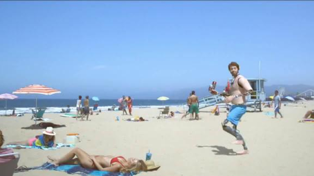 Old Spice Swagger TV Spot, 'Soccer' - Screenshot 2