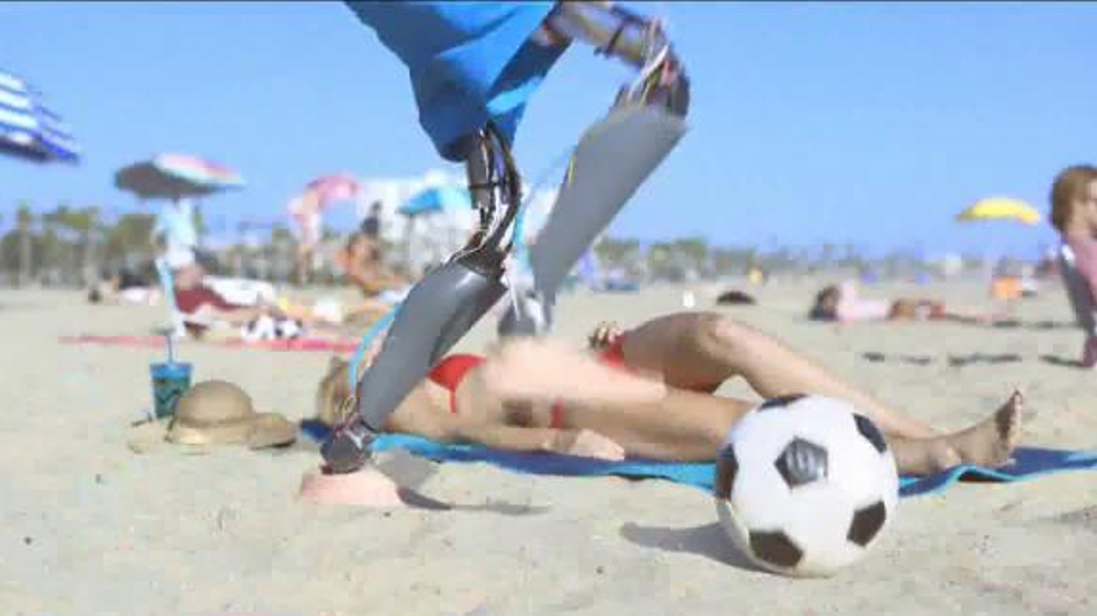 Old Spice Swagger TV Spot, 'Soccer' - Screenshot 4