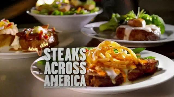 Longhorn Steakhouse Steaks Across America TV Spot