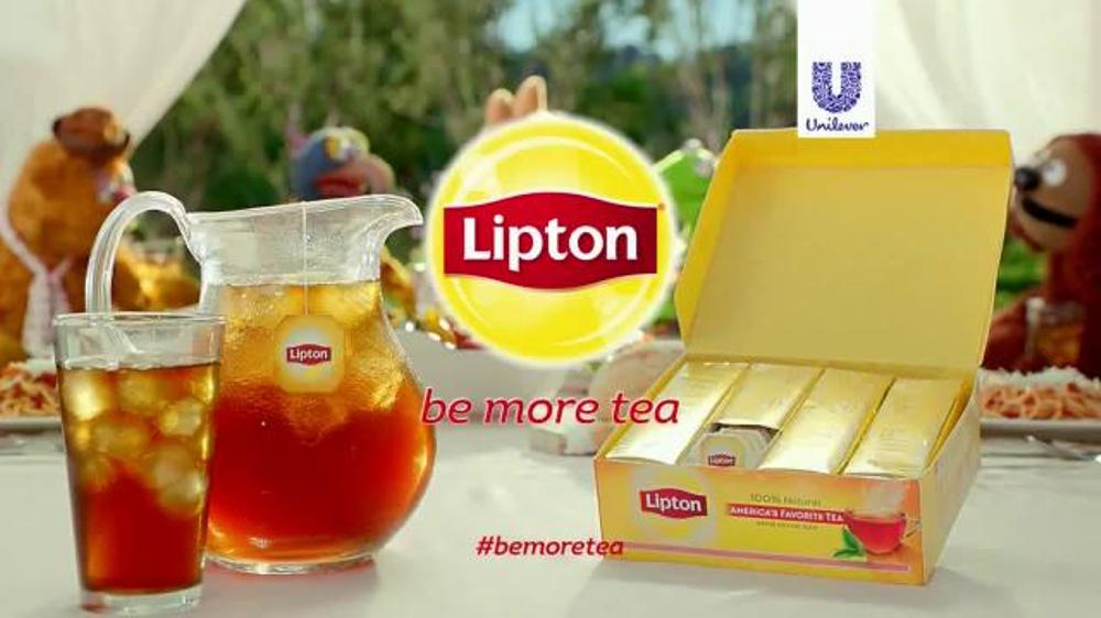 Lipton Iced Tea TV Spot, 'Lipton Helps the Muppets' - Screenshot 10