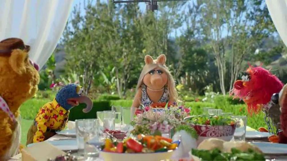 Lipton Iced Tea TV Spot, 'Lipton Helps the Muppets'