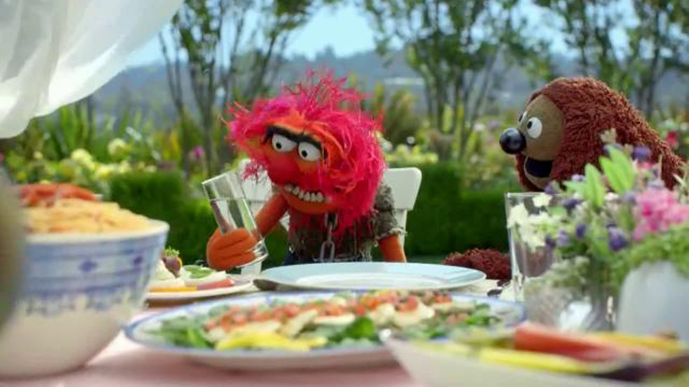 Lipton Iced Tea TV Spot, 'Lipton Helps the Muppets' - Screenshot 3