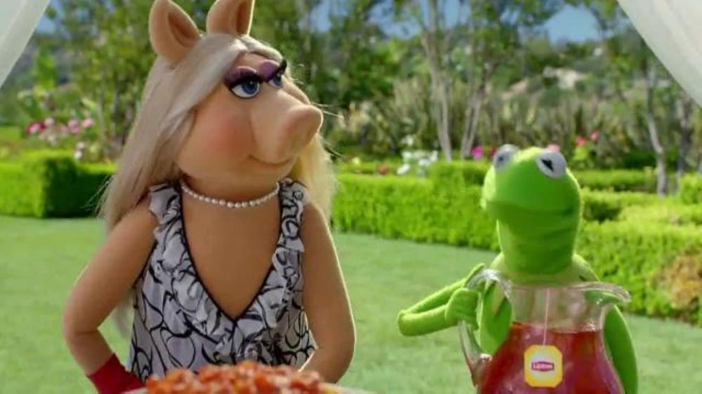 Lipton Iced Tea TV Spot, 'Lipton Helps the Muppets' - Screenshot 5