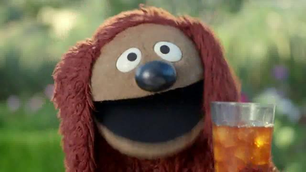Lipton Iced Tea TV Spot, 'Lipton Helps the Muppets' - Screenshot 8