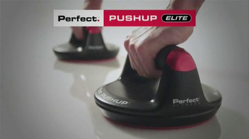 Perfect Pushup Elite TV Spot
