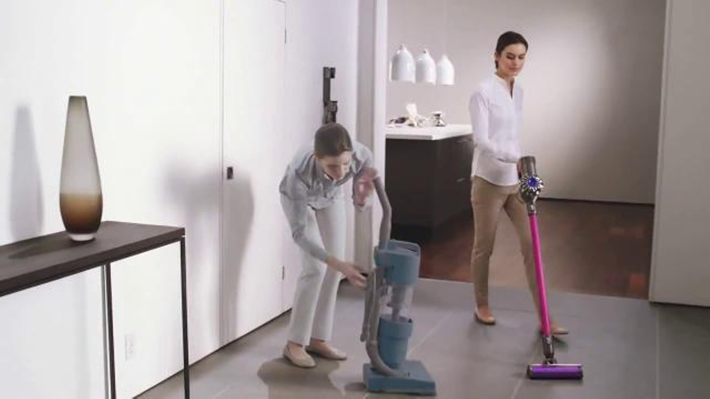Dyson Dc59 Motorhead Tv Spot Cut The Cord Not The Power