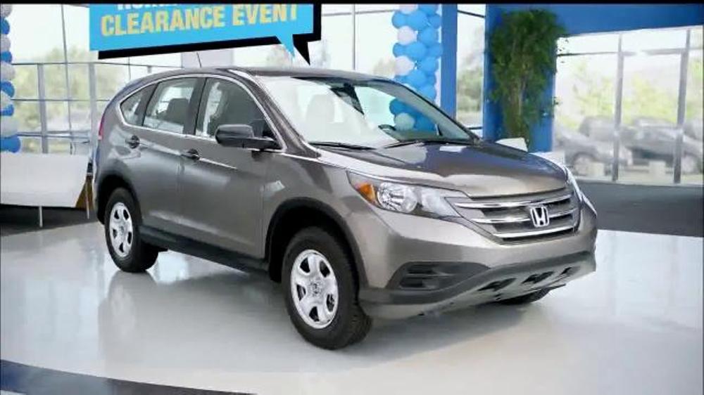 Honda Car Parts Tv Commercial