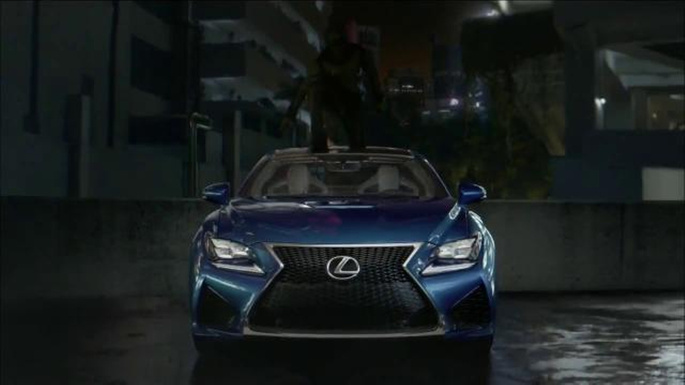 Lexus TV Spot, 'Amazing in Motion: Strobe' Song by Computer Magic - Screenshot 10