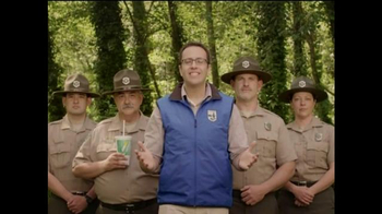 Subway TV Spot, 'Washington State Parks' Featuring Jared Fogle