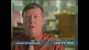 ITT Technical Institute TV Spot, 'Technical Jobs'