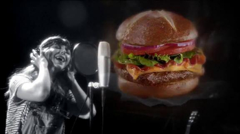 Wendy's Pretzel Bacon Cheeseburger TV Spot, 'To Be With You'