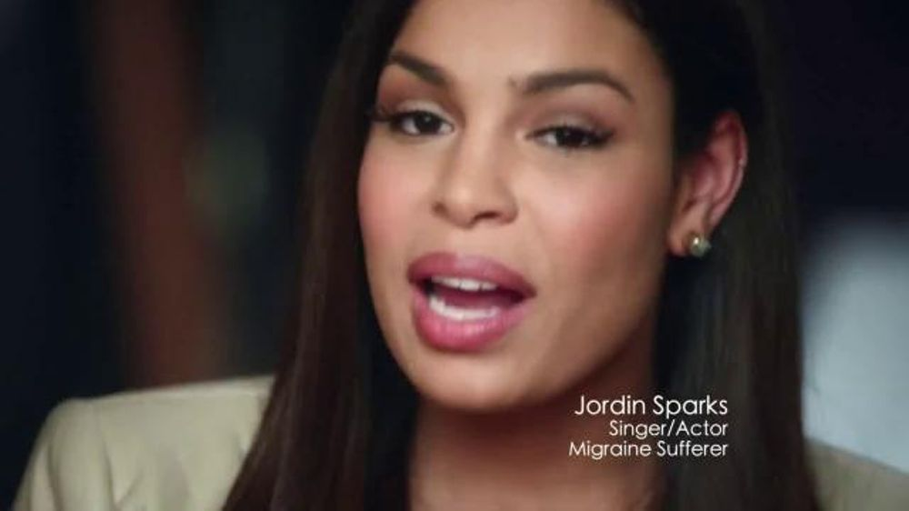 Excedrin TV Spot, 'Jordin Sparks' First Migraine' Featuring Jordin Sparks