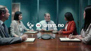 University of Phoenix TV Spot, 'Umm, No'