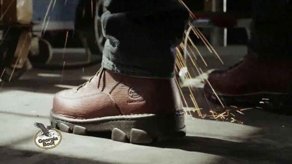 Georgia Boot TV Spot, 'Clock In Clock Out Contest'