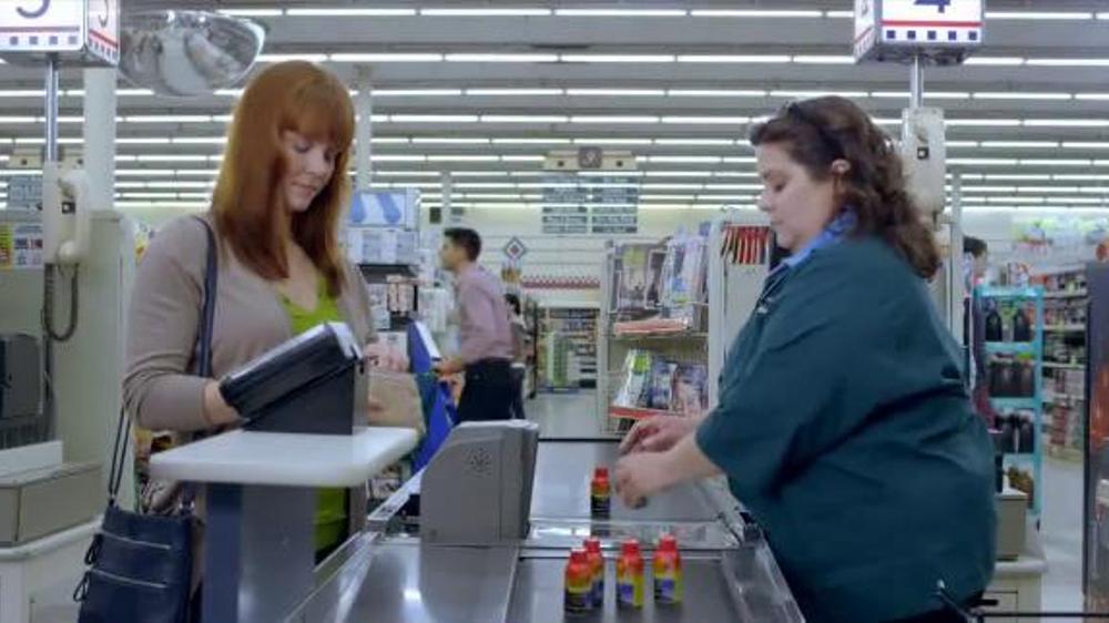 Same-sex 5 hour energy commercial redhead live