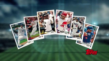 Topps TV Spot, 'Closer to the Game'