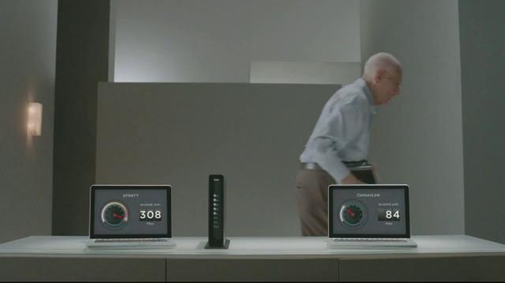 Xfinity TV Spot, 'Wi-Fi Speed Test' - Screenshot 8