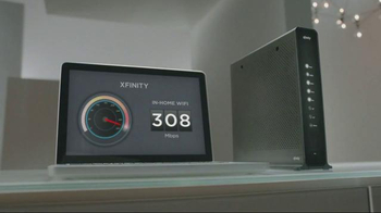 Xfinity TV Spot, 'Wi-Fi Speed Test' - Thumbnail 6