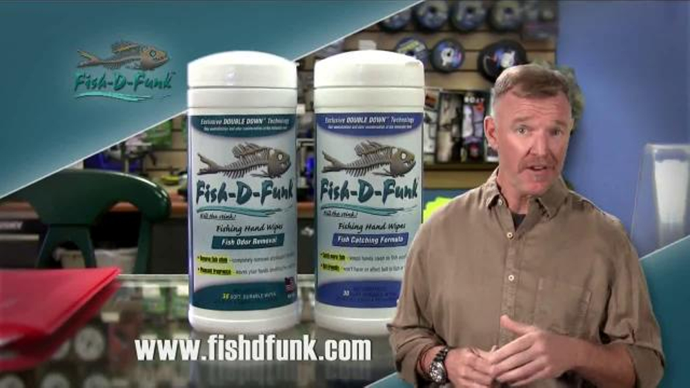 fish d funk tv commercial