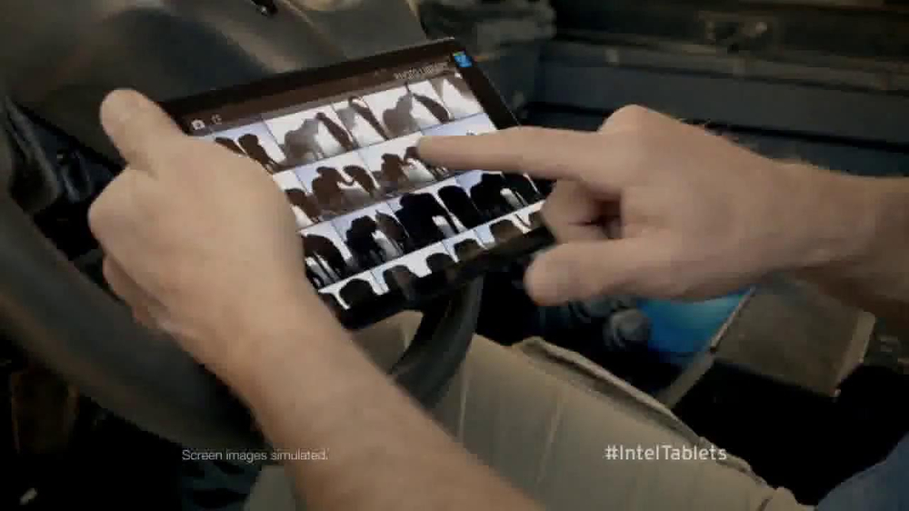 Intel Tablets TV Spot, 'Wildlife Photographer Paul Soulders' - Screenshot 5