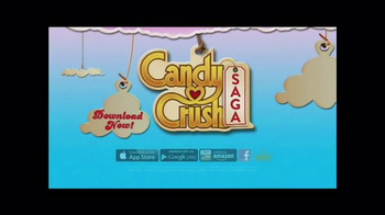 Candy Crush Saga TV Spot, 'Color Bomb' - Thumbnail 9