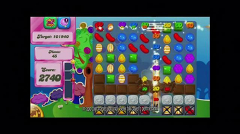 Candy Crush Saga TV Spot, 'Color Bomb' - Thumbnail 6