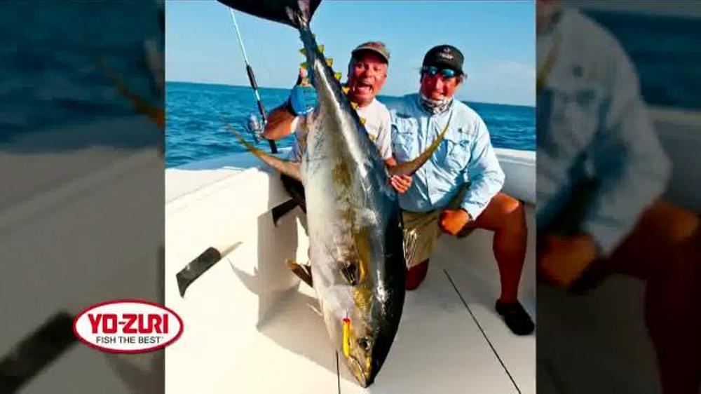Yo zuri fishing tv commercial 39 the best 39 for Fishing yo yo