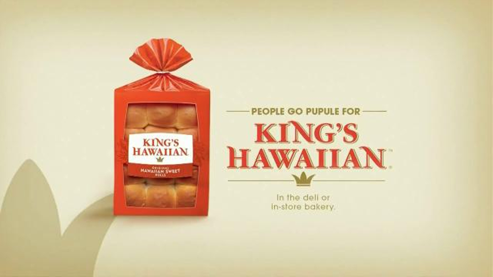 King's Hawaiian TV Spot, 'People Go Pupule for King's Hawaiian' - Screenshot 6
