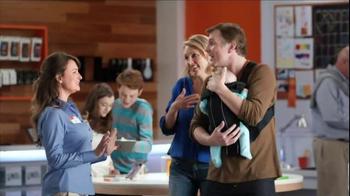 AT&T TV Spot, 'Sleeping Baby'