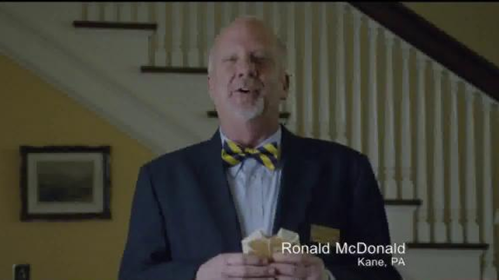Taco Bell Breakfast Menu TV Spot, 'Ronald McDonald' - Screenshot 7