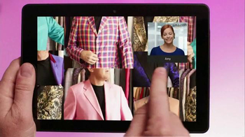 Amazon Kindle Fire HDX TV Spot, 'March Madness Wardrobe'