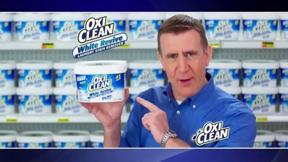 OxiClean White Revive TV Spot, 'Shaking It Up' - iSpot.tv