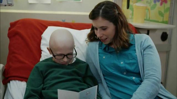 St. Jude Children's Research Hospital TV Spot, 'Because of You'