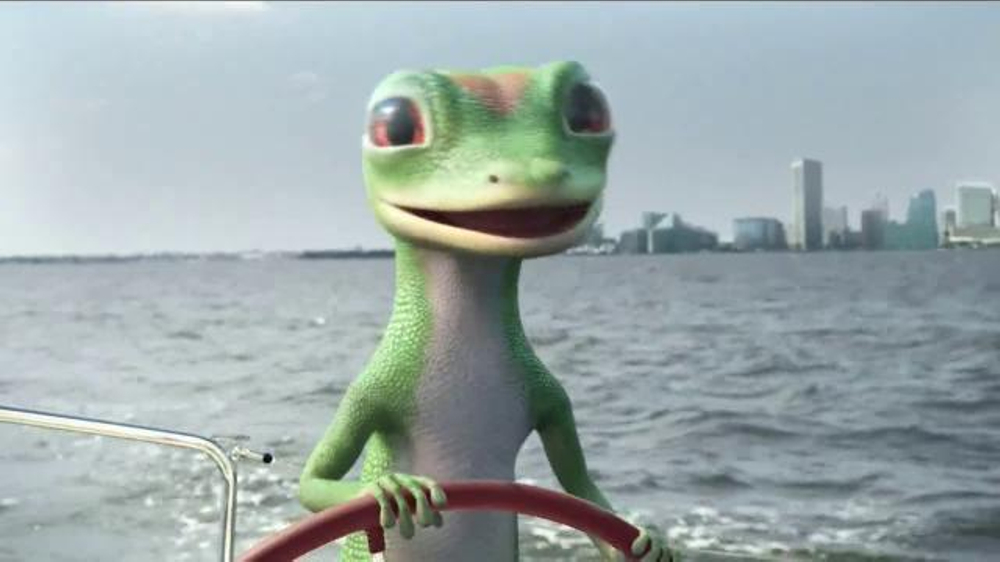 Geico Tv Commercial The Gecko S Journey Baltimore Boat