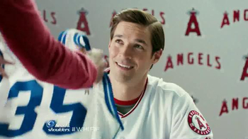 Head and Shoulders: Anaheim Angels